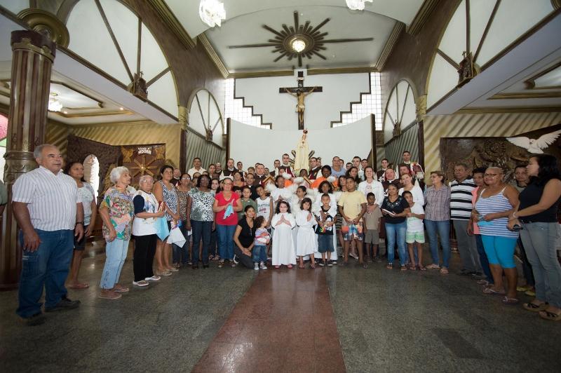Paróquia Nossa Senhora da Aparecida, Rio de Janeiro