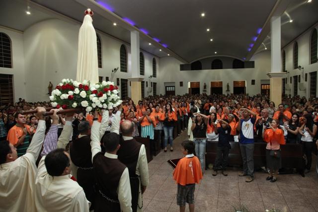 Tarde com Maria, Apostolado do Oratório, Itaí-SP