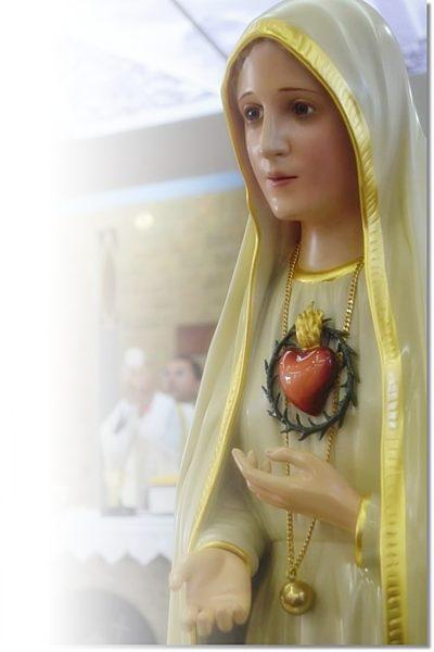 Missa do Primeiro Sábado de 2019, em Salvador (BA)
