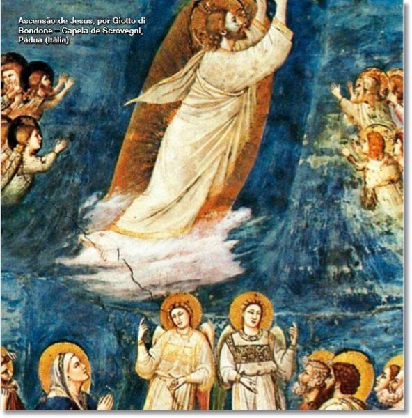 A festa da Ascensão de Nosso Senhor Jesus Cristo